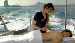Charter relax and beauty Barcelona